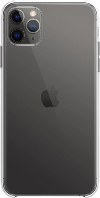 Husa de protectie Apple pentru iPhone 11 Pro Max Clear Case Huse Telefoane