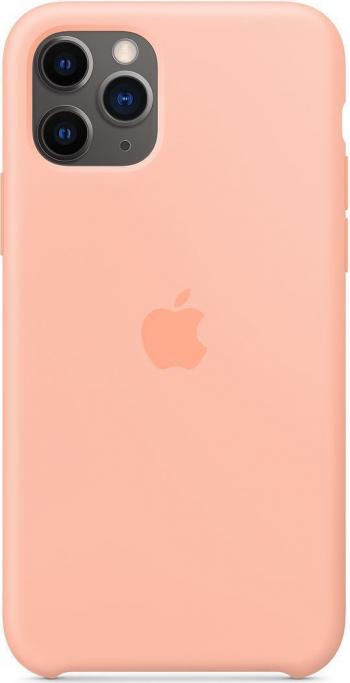 Husa de protectie Apple pentru iPhone 11 Pro Max Grapefruit Huse Telefoane
