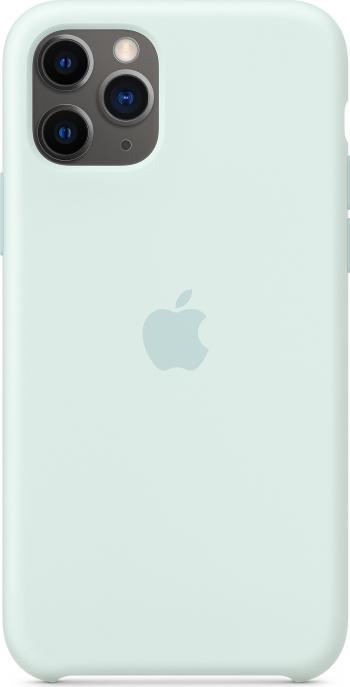 Husa de protectie Apple pentru iPhone 11 Pro Max Sea Foam Huse Telefoane