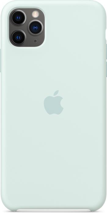 Husa de protectie Apple pentru iPhone 11 Pro Max Silicon Beryl Huse Telefoane