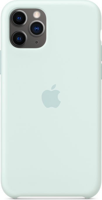 Husa de protectie Apple pentru iPhone 11 Pro Sea Foam Huse Telefoane