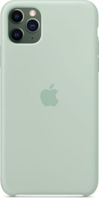 Husa de protectie Apple pentru iPhone 11 Pro Silicon Beryl Huse Telefoane