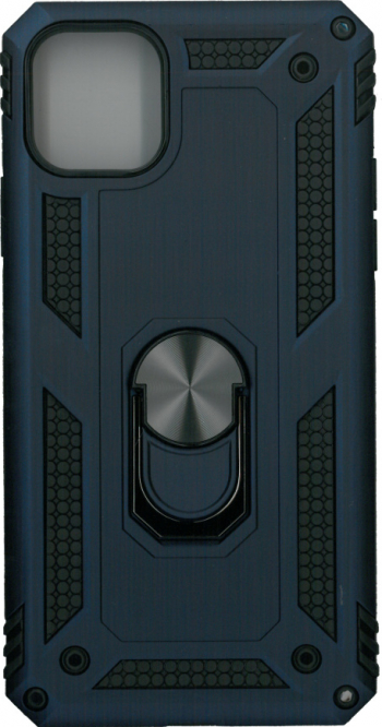 Husa protectie spate anti-shock iring albastru pentru iPhone 11 Pro Huse Telefoane