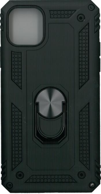 Husa protectie spate anti-shock iring negru pentru iPhone 11 Pro Huse Telefoane
