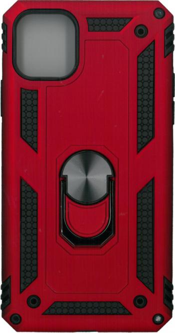 Husa protectie spate anti-shock iring rosu pentru iPhone 11 Pro Max Huse Telefoane