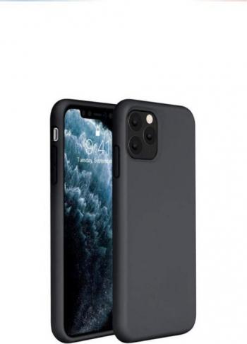 Husa de protectie pentru iPhone 11 Pro Max ultra slim silicon Negru Huse Telefoane