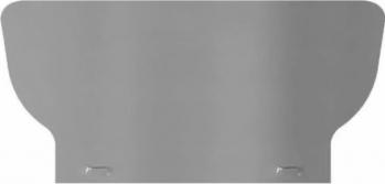 Lama de schimb Superflexibila Inox 0.3 mm pentru Gletiera Profesionala Premium ZuperPRO 40 cm Scule constructii