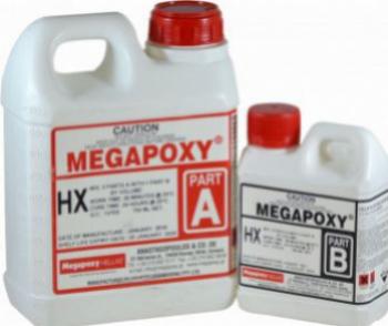 Rasina epoxidica transparenta lichida Megapoxy HX 4L Siliconi Spume si Solutii tehnice
