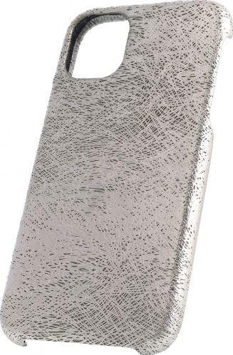 Husa de piele naturala Woop Iphone 11 Pro Max Christmas Magic argintiu Huse Telefoane