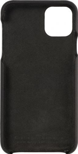 Husa de piele naturala Woop Iphone 11 Pro Max Classics negru Huse Telefoane