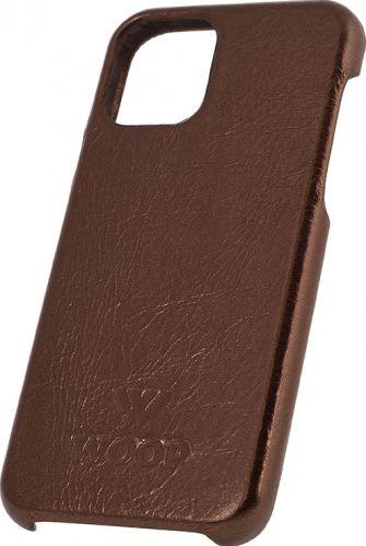 Husa de piele naturala Woop Iphone 11 Pro Metallic Finish bronze Huse Telefoane