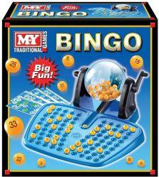Joc bingo pentru copii 90 bile Gonga Jocuri de Societate