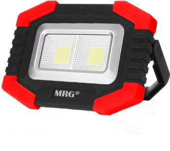 Proiector LED MRG M-T-917A Portabil Cu acumulator Reincarcabil Corpuri de iluminat