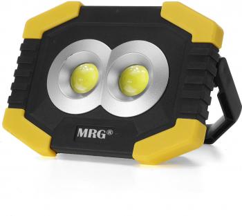 Proiector LED MRG M-T-917B Portabil Cu baterii Cu lanterna Corpuri de iluminat