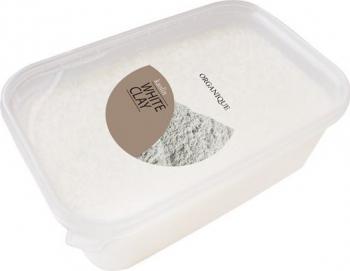 Pudra alba caolin Organique 85 g Masti, exfoliant, tonice