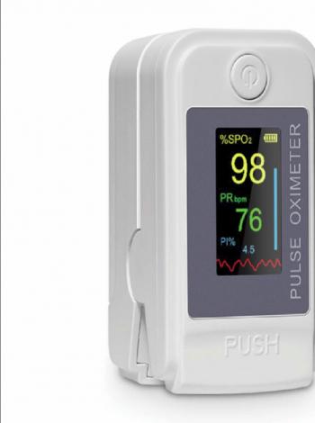 Pulsoximetru cu ecran LED color 6 informatii afisate simultan ZM-700 Pulsoximetre