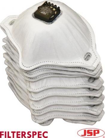 Rezerva de protectie cu supapa FILTERSPEC pentru masca Filterspec+ ochelari Masti chirurgicale si reutilizabile