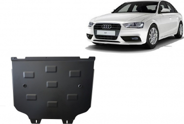 Scut auto metalic cutie de viteza Audi A4 / toate motorizarile / 2015- Scuturi auto