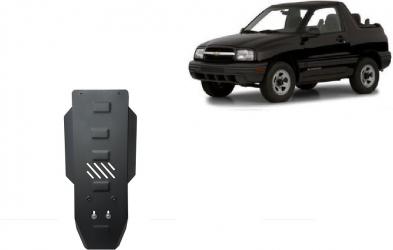 Scut auto metalic cutie de viteza Chevrolet Tracker 1999-2005 Suzuki Grand Vitara 1999-2005 Suzuki Grand Vitara XL7 1999-2005 Scuturi auto