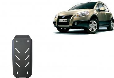 Scut auto metalic diferential pentru Fiat Sedici Toate motorizarile 2006- Suzuki SX 4 2006- Suzuki SX 4 S-Cross 2013 and ndash Scuturi auto