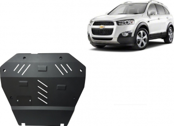 Scut auto metalic motor cutie de viteza Chevrolet Captiva / toate motorizarile / 2011- Opel Antara / 2.4 / 2010- Scuturi auto