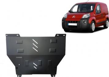 Scut auto metalic motor cutie de viteza Citroen Nemo 2008- Fiat Fiorino 2008- Peugeot Bipper 2008- Scuturi auto