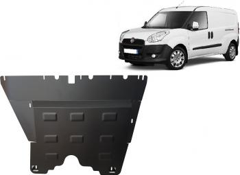 Scut auto metalic motor cutie de viteza Fiat Doblo / ZFA263 / 2010- Opel Combo / toate motorizarile / 2012- Scuturi auto