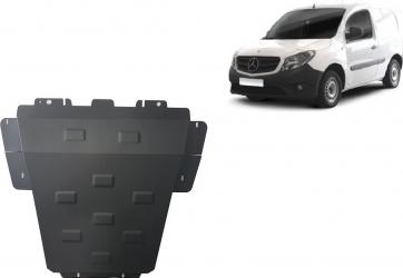 Scut auto metalic motor cutie de viteza Mercedes Citan / toate motorizarile / 2012- Renault Kangoo / toate motorizarile / 2008- Scuturi auto