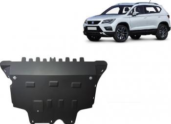 Scut auto metalic motor cutie de viteza Seat Ateca 2016- Skoda Kodiaq 2016- Volkswagen Tiguan 2016- Scuturi auto