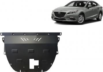 Scut auto metalic motor Mazda 3 / 2013- Mazda 6 / 2013- Scuturi auto
