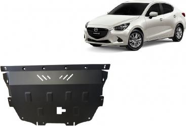 Scut auto metalic motor Mazda CX 3 / toate motorizarile / 2015- Scuturi auto