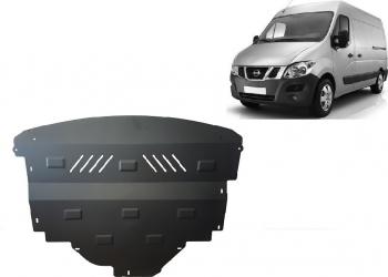 Scut auto metalic motor Nissan Interstar 2010- Opel Movano 2010- Renault Master III 2010- Scuturi auto