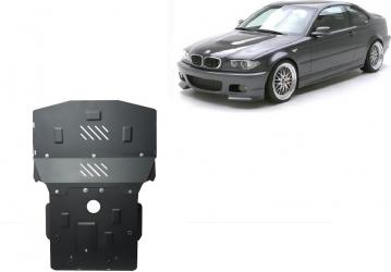 pret preturi Scut auto metalic pentru motor MTR BMW SERIA 3 E46