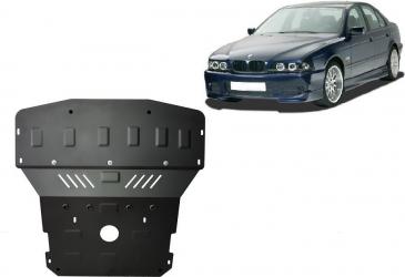 Scut auto metalic pentru motor MTR BMW SERIA 5 E39 Scuturi auto