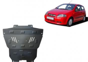 Scut auto metalic pentru motor MTR CHEVROLET KALOS I Scuturi auto