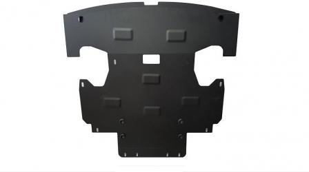 Scut auto metalic pentru motor MTR MERCEDES-BENZ C-CLASSE/W203 Scuturi auto