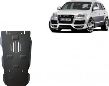 Scut metalic motor cutie de viteza Audi Q7 / Si pentru S-Line / 2006 and ndash Scuturi auto