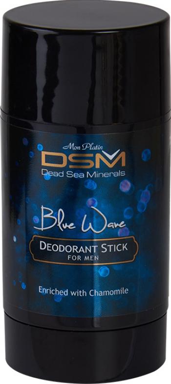 Deodorant Stick Barbati Blue Wave DSM-Mon Platin 80 ml Deodorant