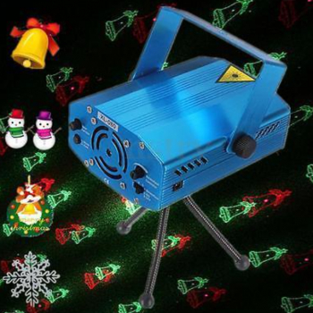Proiector laser joc de lumini cu proiectii de sarbatori Corpuri de iluminat