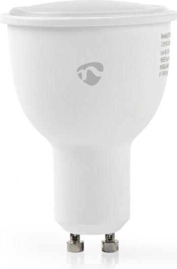 Bec LED Smart WiFi - reglare culoare lumina GU10 Nedis Corpuri de iluminat