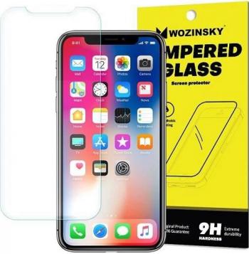 Folie Sticla iPhone X iPhone XS iPhone 11 Pro - Wozinsky Eco Transparent Folii Protectie