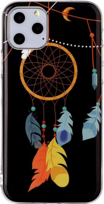 Husa silicon Apple iPhone 11 Pro Fosforescent model Dreamcatcher Silicon TPU Viceversa Huse Telefoane