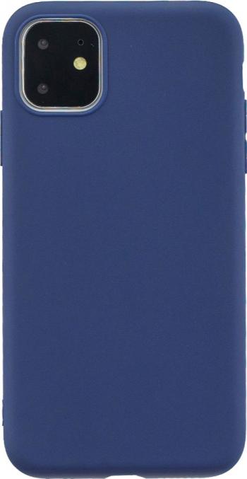 Husa silicon Apple iPhone 11 Pro Max Matte Antisoc TPU Huse Telefoane