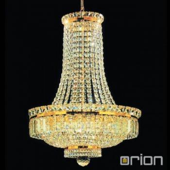LUSTRA AMBASADOR 2239/15/60 GOLD Corpuri de iluminat