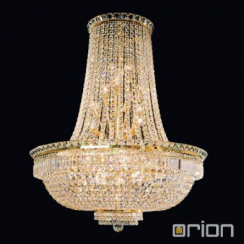 LUSTRA AMBASADOR 2239/18/80 GOLD Corpuri de iluminat