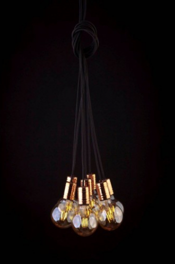 LUSTRA CABLE BLACK COPPER 9746 Corpuri de iluminat
