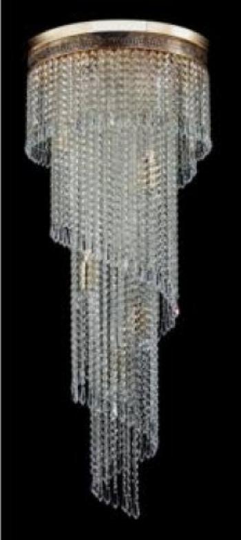 LUSTRA CASCADE DIA522-CL-12-G