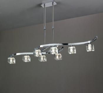 LUSTRA CUADRAX OPTICO 0966 Corpuri de iluminat