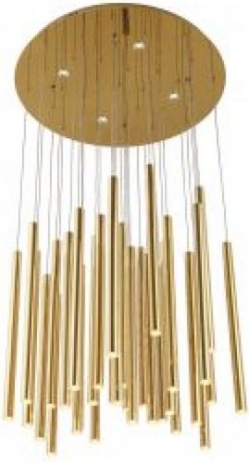 LUSTRA ORGANIC P0242 GOLD Corpuri de iluminat