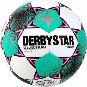 Minge fotbal Select Derbystar Bundesliga APS marimea 5 Fifa QualityPro Corturi si jucarii de exterior